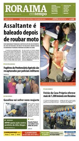 5cf8814c87 Jornal roraima em tempo – edição 353 – período de visualização ...