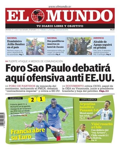 Mundo110616 by Diario El Mundo - issuu e9dba4f532410