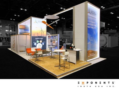 Custom Trade Show Exhibit Design San Diego By Exponents Tradeshow Booths In The Usa Issuu