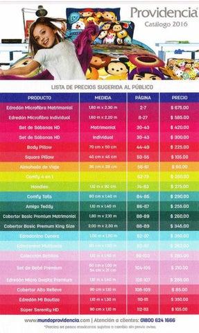 Precios catalogo cobertores providencia ni os ni as y for Cobertores para piscinas precios