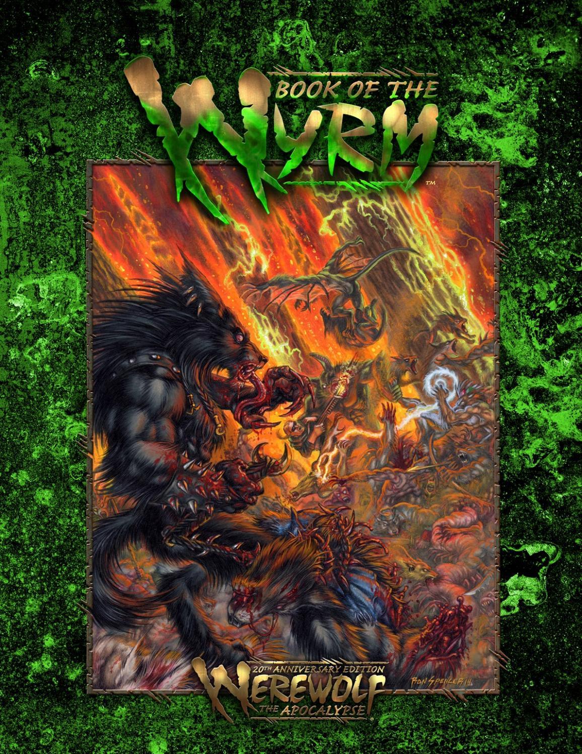W20 book of the wyrm by Enoc LLamas Crecientes - issuu