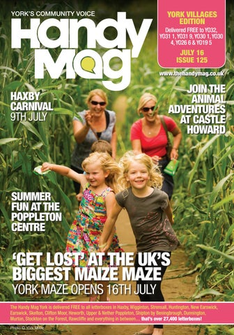 handy mag york july16 by moonriver publishing ltd issuuhandy mag york july16