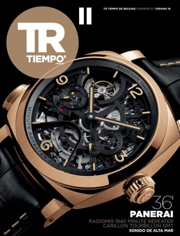6fc08e13f430 Tr tiempoderelojes numero 12 by Ed-Tourbillon.Spain - issuu