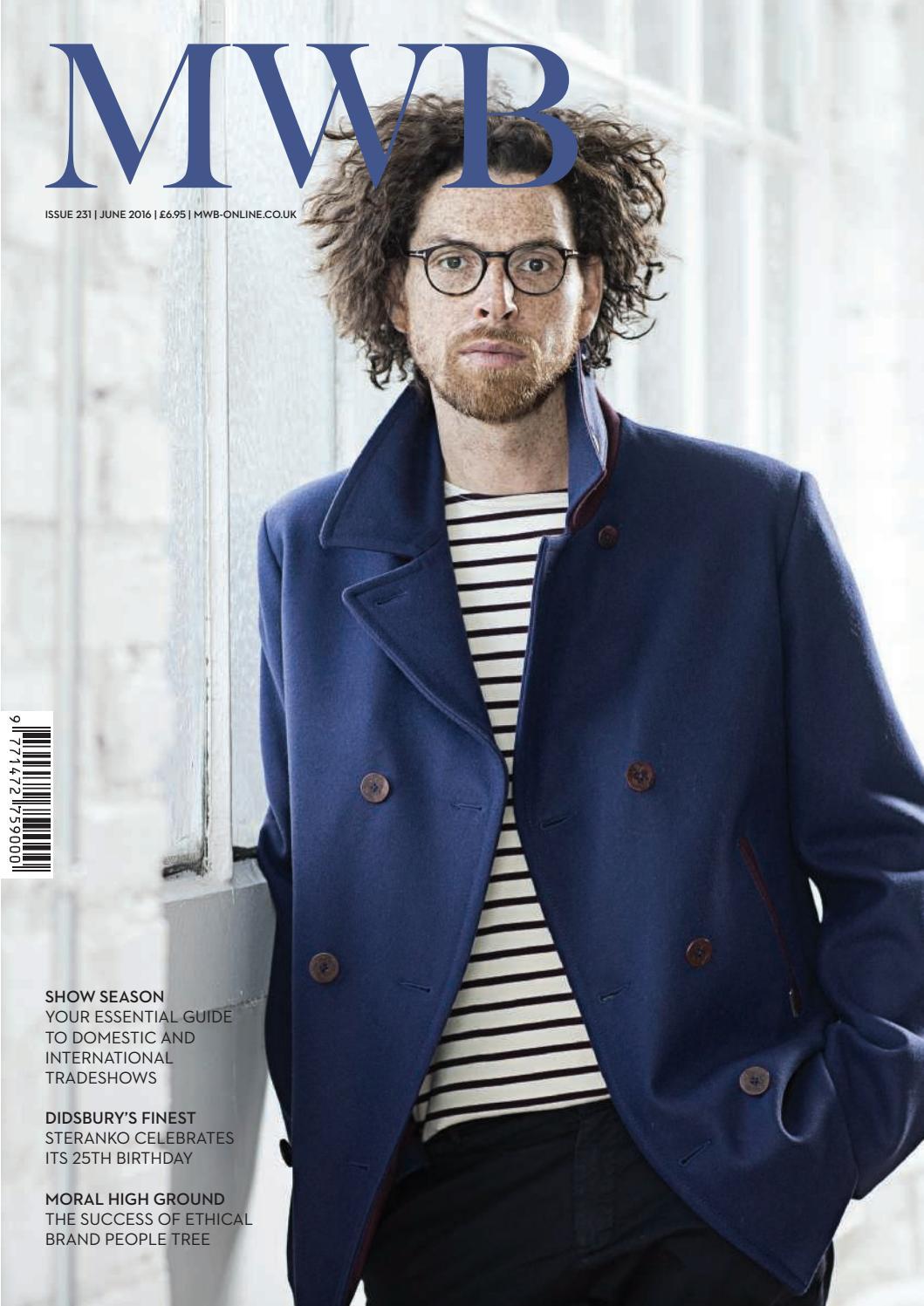 133f26bc556 MWB MAGAZINE JUNE ISSUE 231 by fashion buyers Ltd - issuu