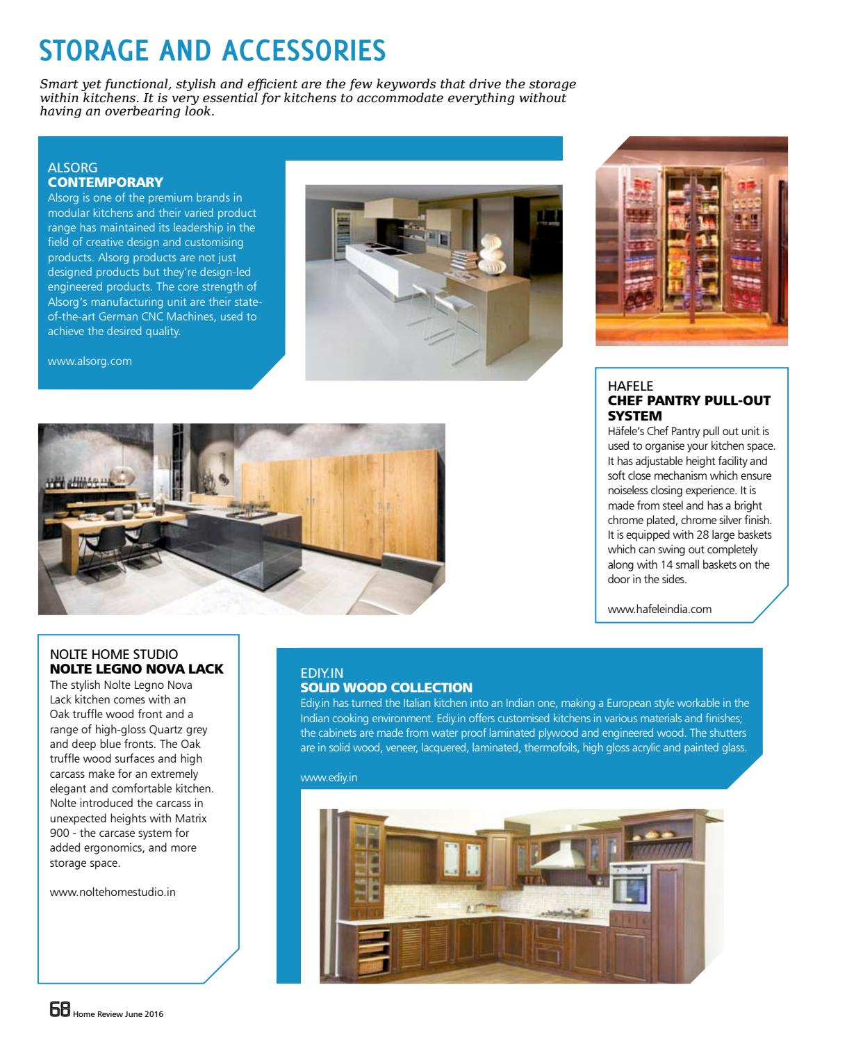 Home Review June 2016 by Home Review - issuu