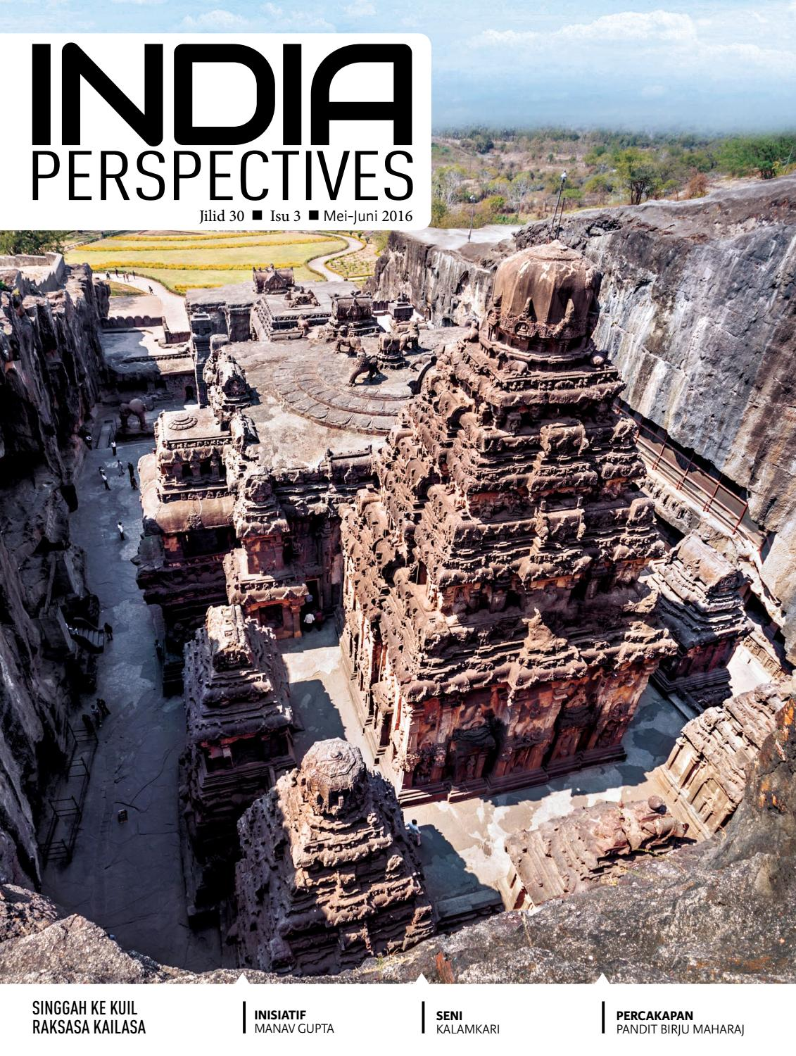 India Perspectives May June 16 Indonesian By Indian