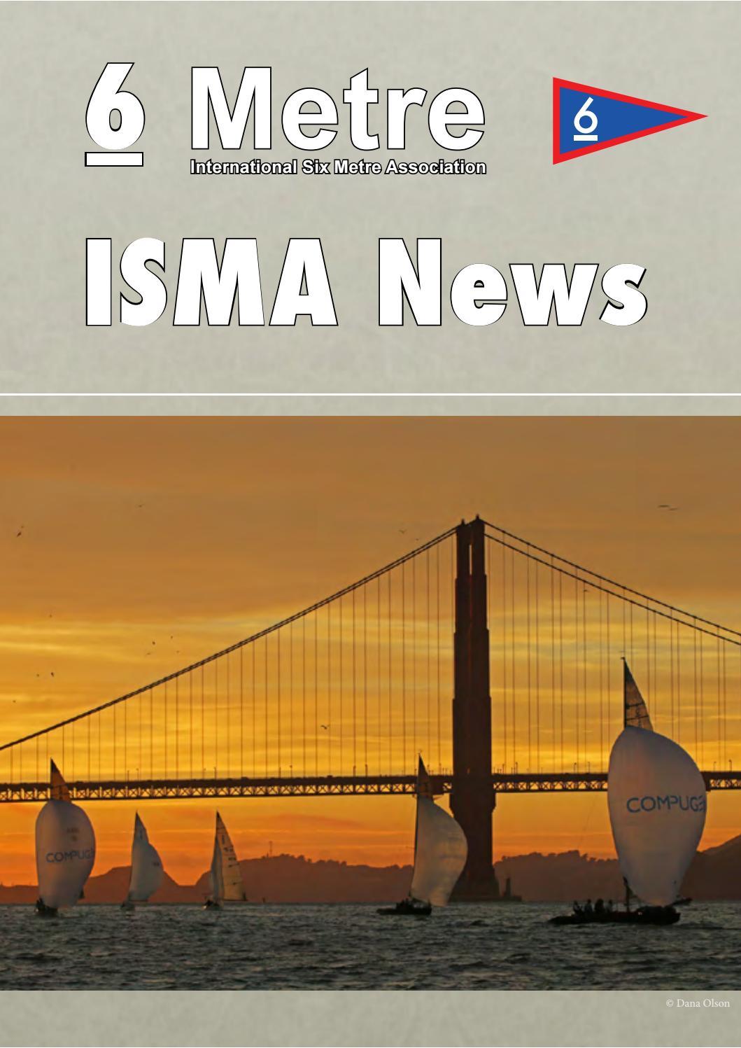 ISMA News 20152016 by International 6mJI