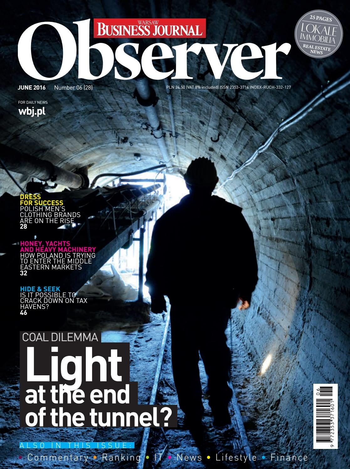 Wbj Observer June 2016 By Valkea Media Pro Issuu