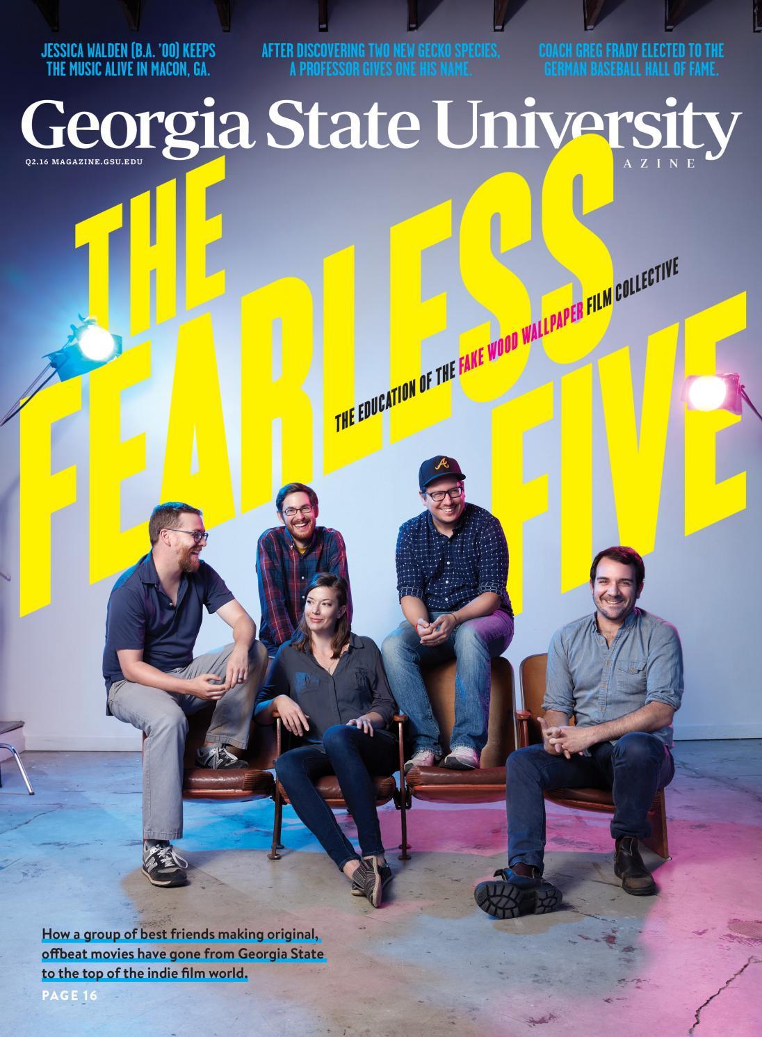 Georgia State University Magazine Summer 2016 By Georgia State