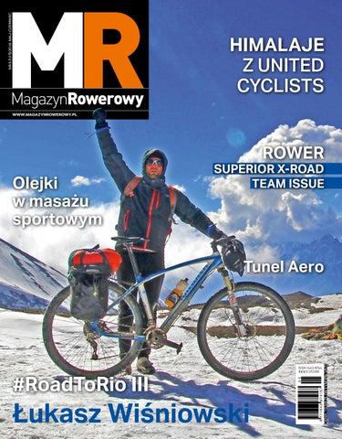 ee6e7970019ff Magazyn Rowerowy 5 2016 by Grabek Media - issuu