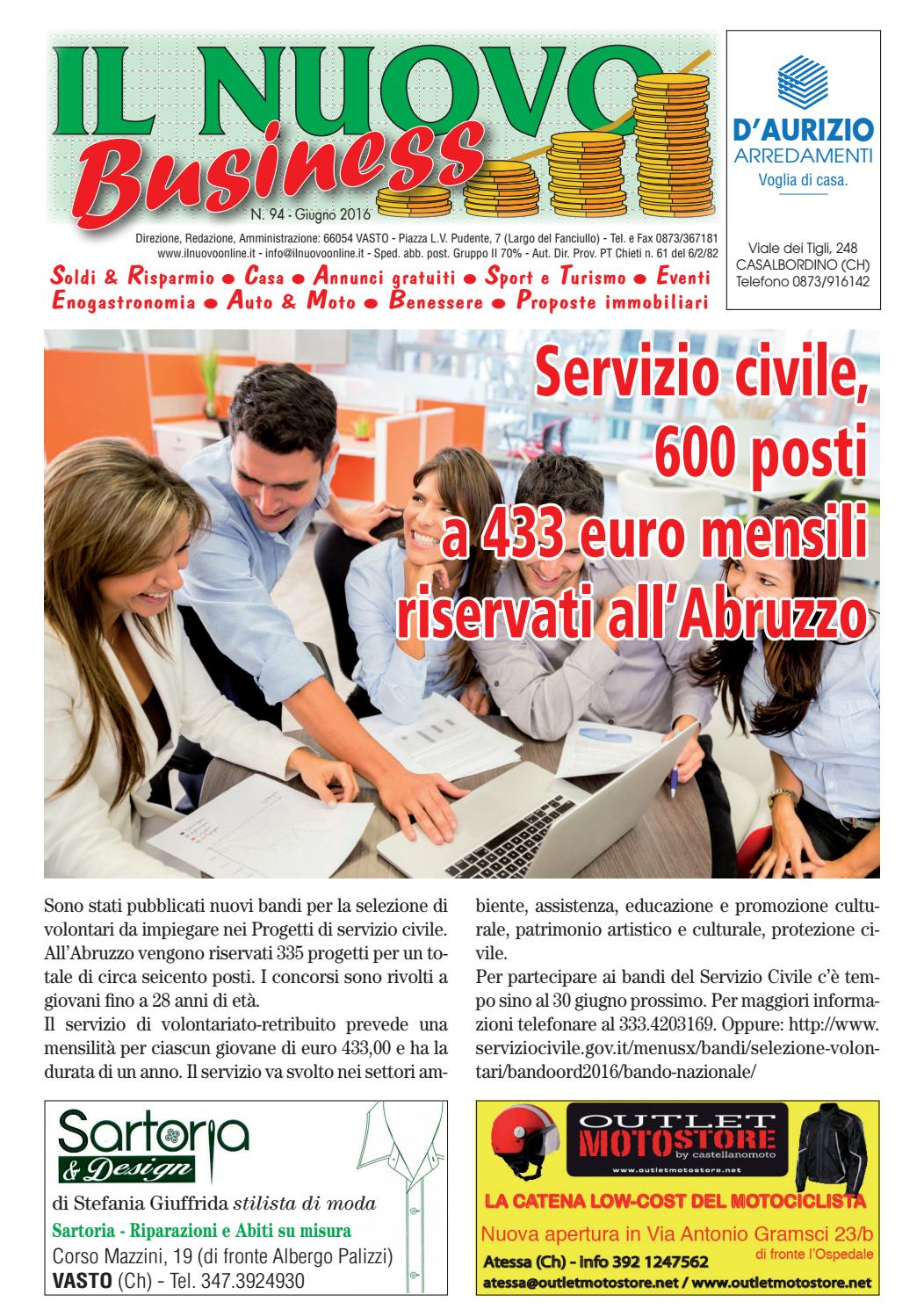 Business giugno 2016 by nicolangelo gualtieri issuu for Gualtieri arredamenti