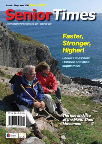 Senior Times Magazine May / June 2016