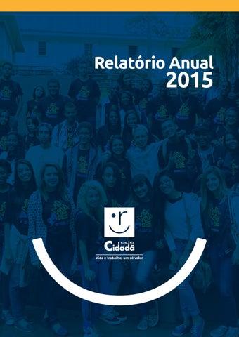 58103cd1161 Relatório Anual 2015 by Fundação Abrinq - issuu