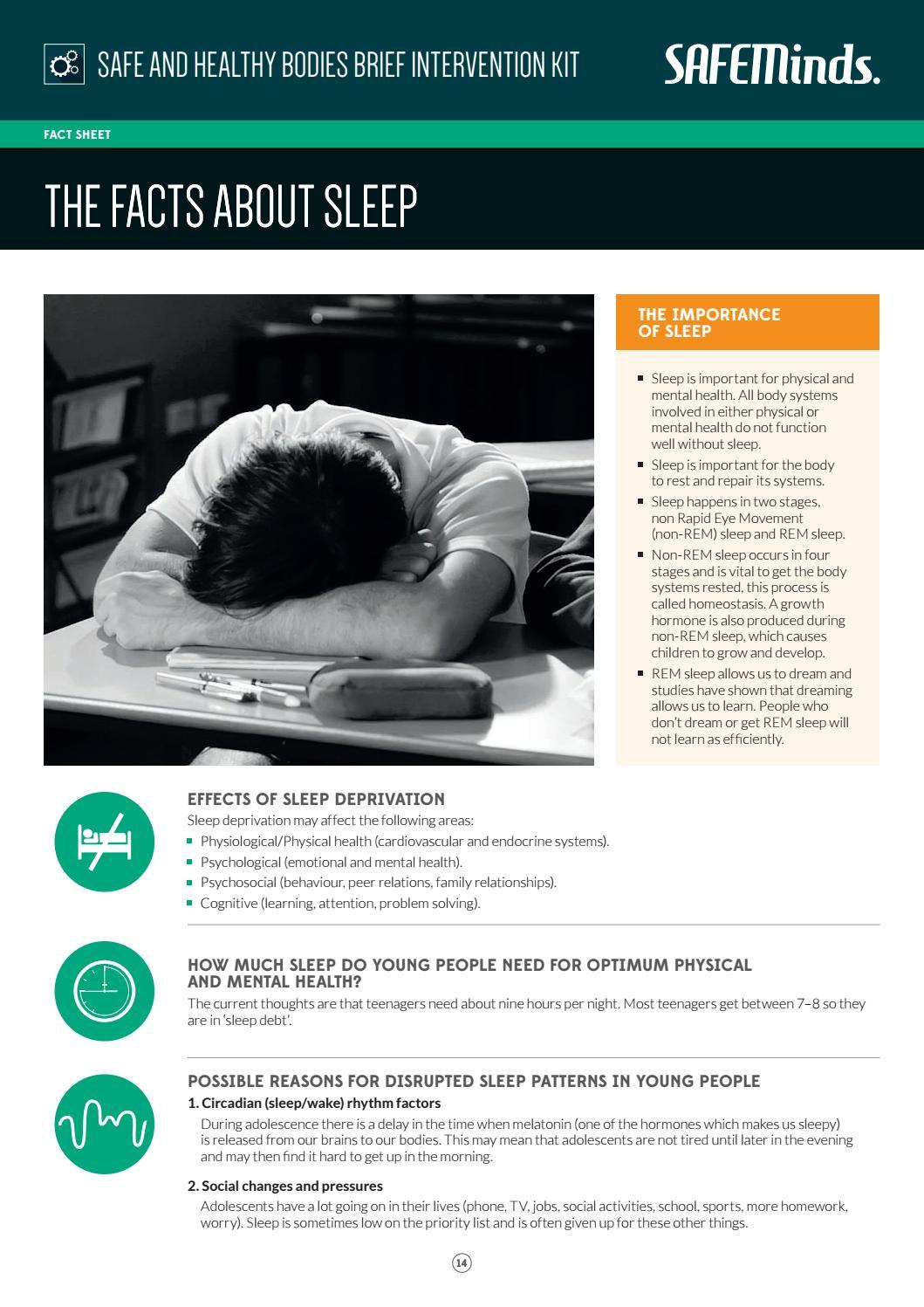 Sleep By Euroa Secondary College