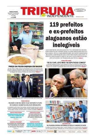 0bc2d2d8b2640 Edição número 2668 - 14 de junho de 2016 by Tribuna Hoje - issuu