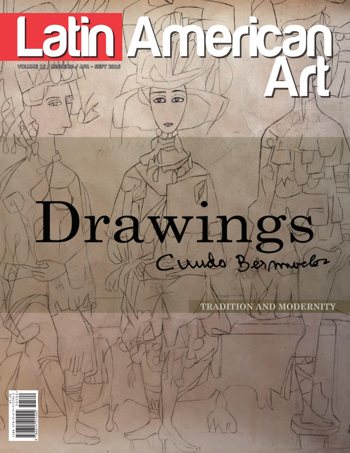 Latin American Art 30 (8) by Latin American Art - issuu