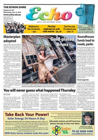 Byron Shire Echo – Issue 31.01 – 15 06 2016 by Echo Publications - issuu 3e42930bca3