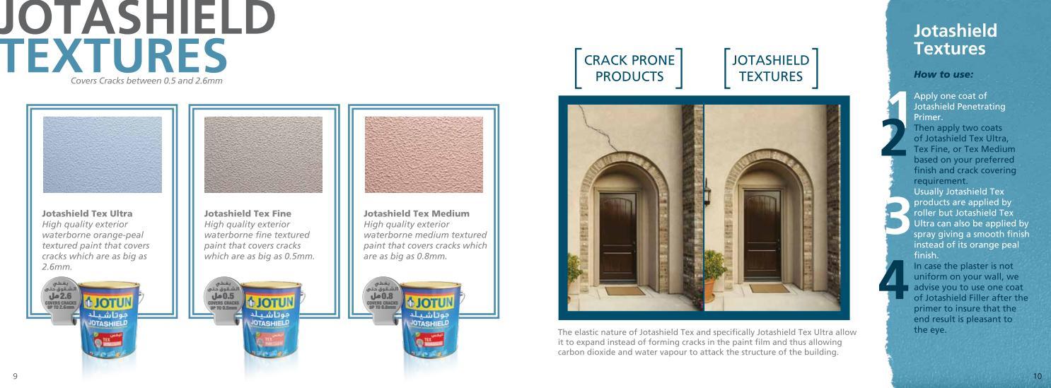 Jotun exterior brochure by Jotun Paints Arabia - issuu
