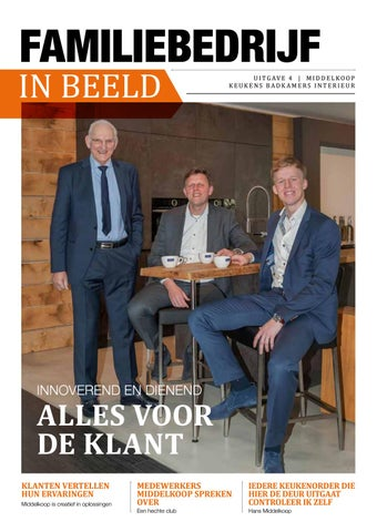 Editie 4 : Middelkoop Keukens by Govert Lagrouw - issuu