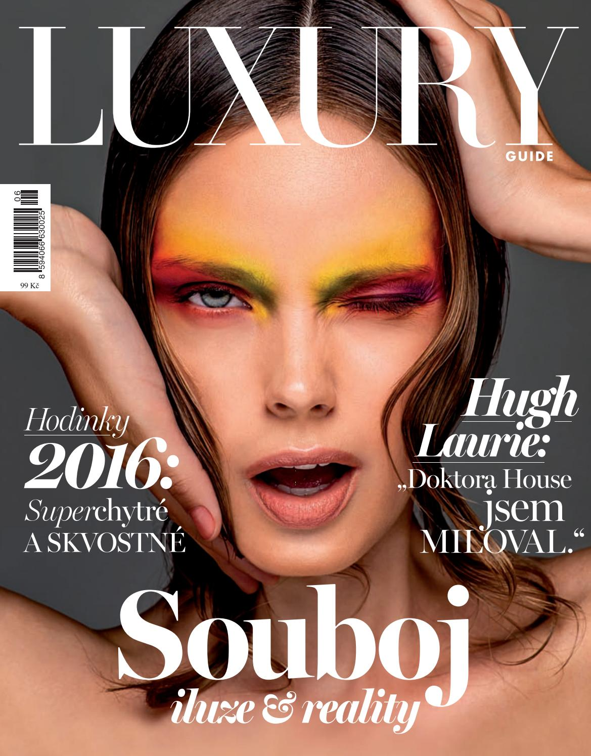 Luxury Guide 06 2016 by LuxuryGuideCZ - issuu 51493c8716
