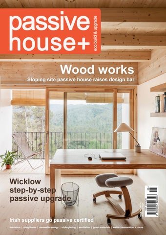 Passive House Plus Issue 16 Irish Edition By Passive House Plus - House-in-bosch-en-duin-by-maas-architects