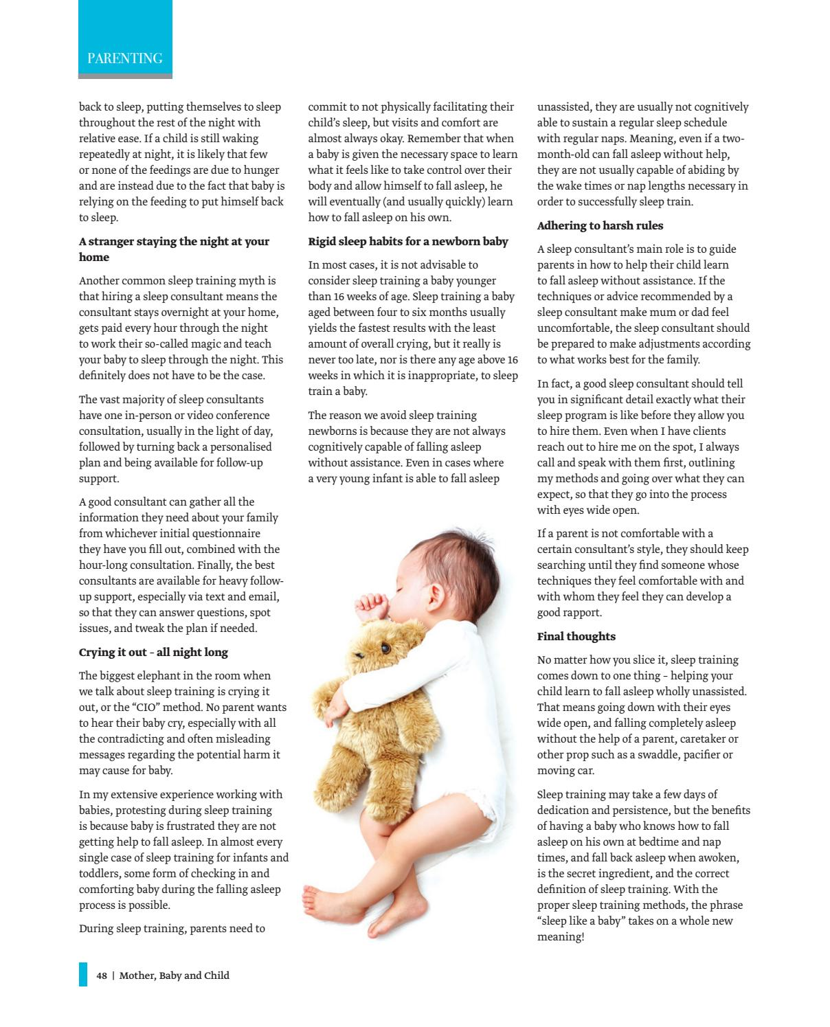 Mother Baby & Child - April 2016 by Mother, Baby & Child - issuu