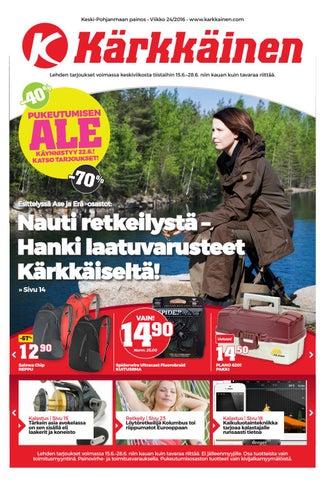 Kärkkäisen mainos (24 2016) by Tavaratalo J. Kärkkäinen Oy - issuu 2bbf4cdcdc