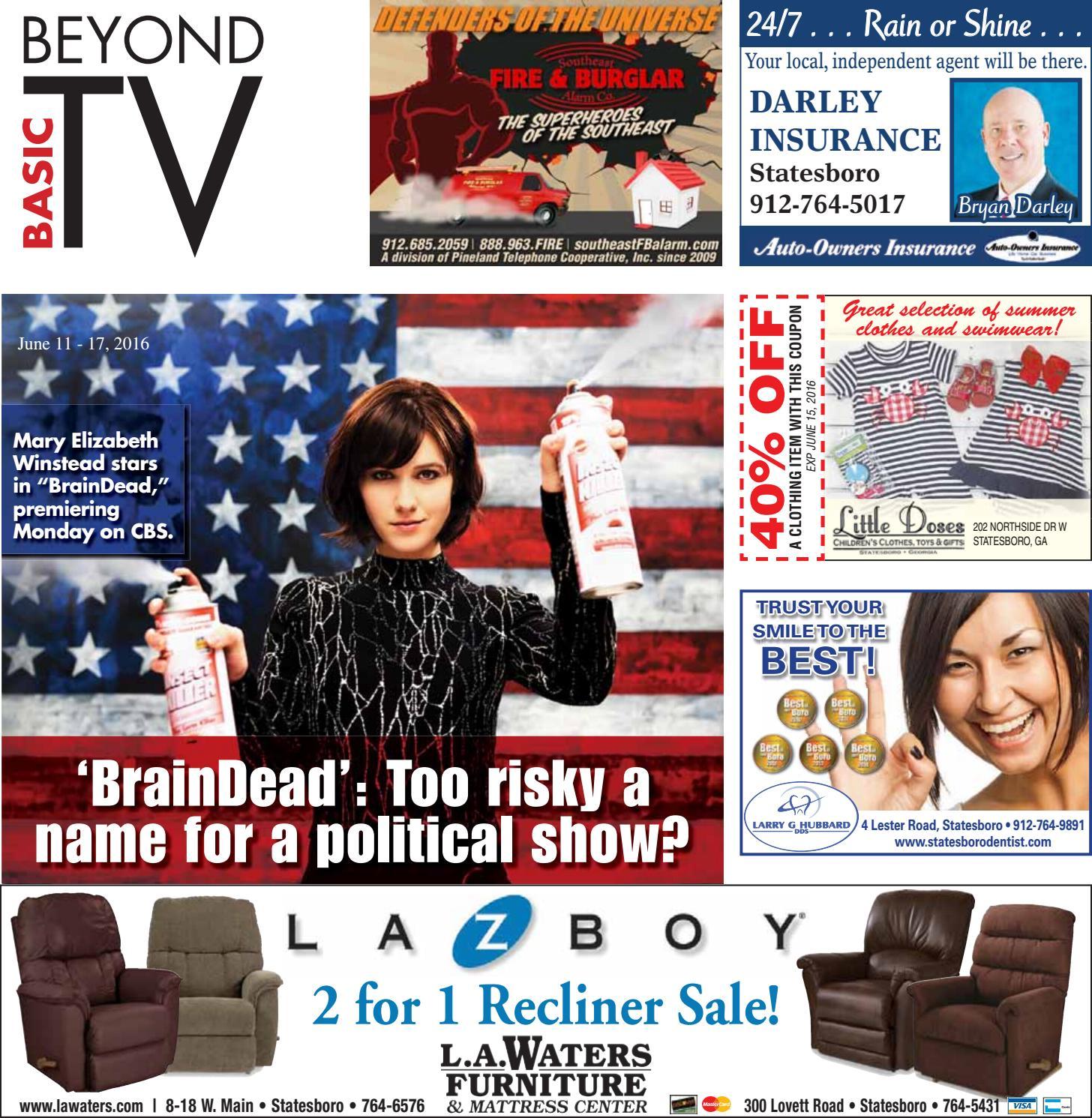Tv Guide By Statesboro Herald Issuu