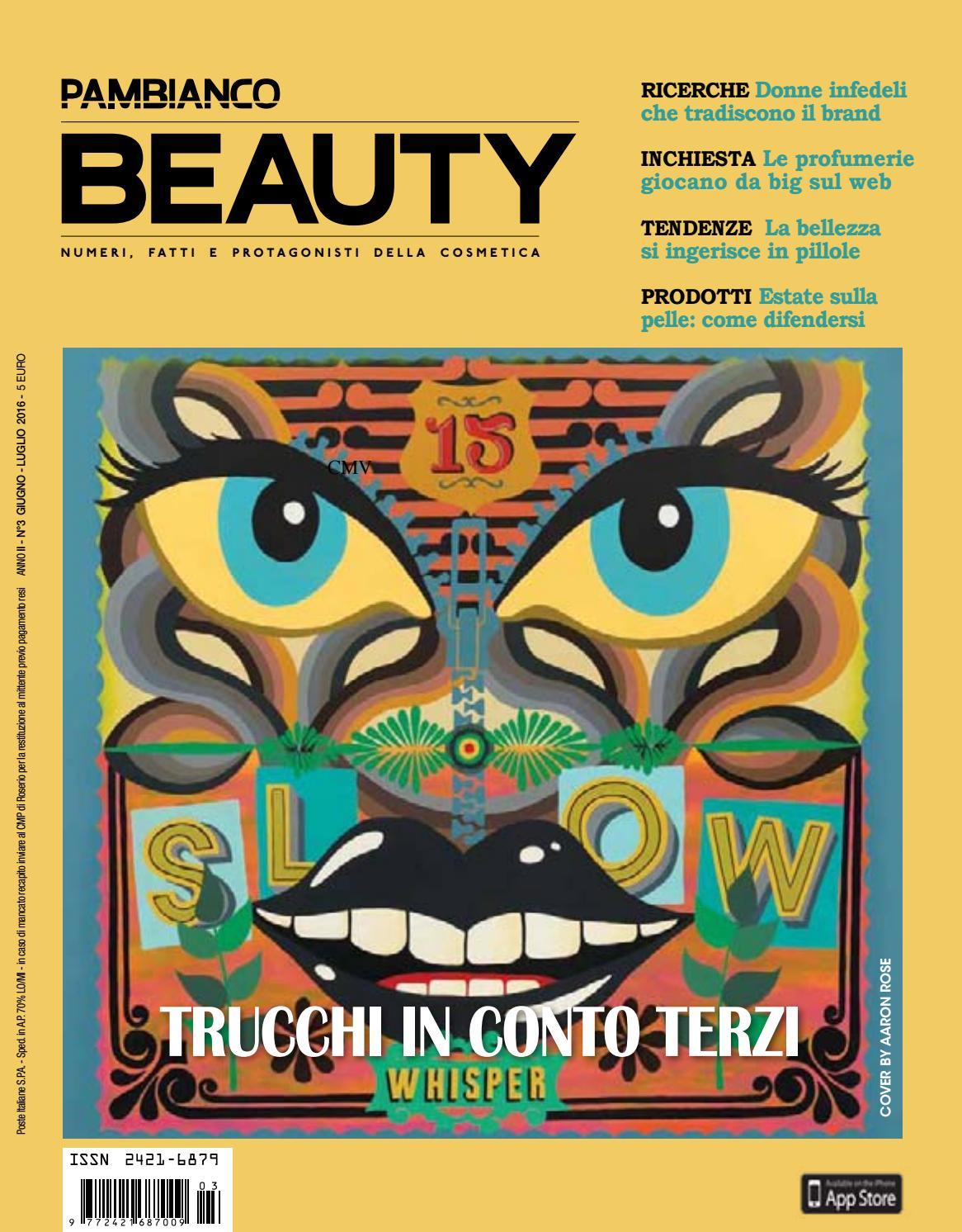 Pambianco Beauty n° 3 by Pambianconews - issuu 31242f7c5dbca