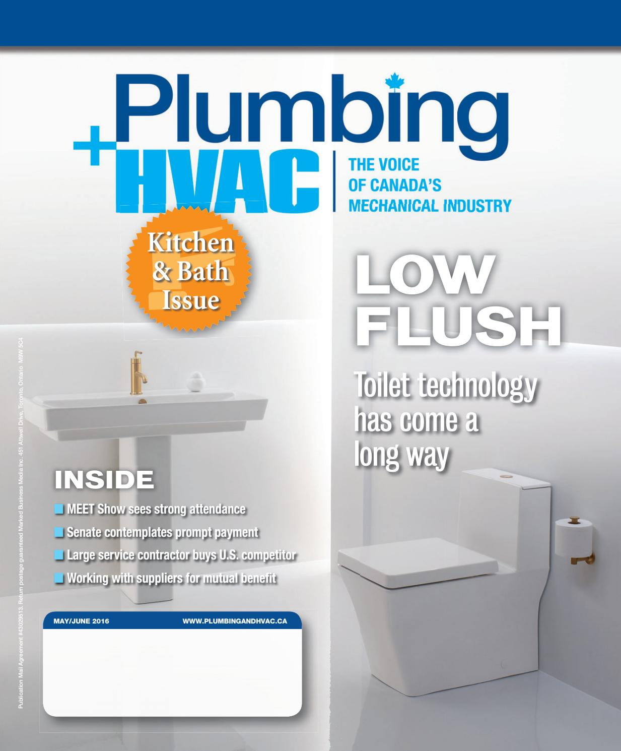 May/June 2016 by Plumbing and HVAC - issuu