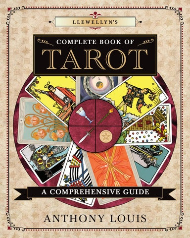 Llewellyns complete book of tarot by anthony louis by llewellyn other books by anthony louis horary astrology plain and simple llewellyn publications 2002 tarot plain and simple llewellyn publications 2002 the art fandeluxe Choice Image