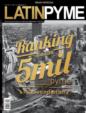 Edición Latinpyme No. 133