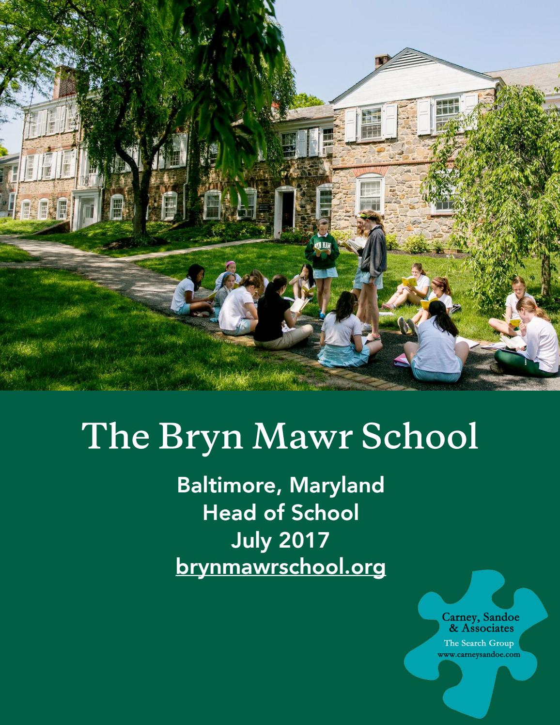 bryn mawr single girls Bryn mawr girls feel free to try their hands at the bryn mawr school archives maintains a rich collection of materials dating from before the school opened.