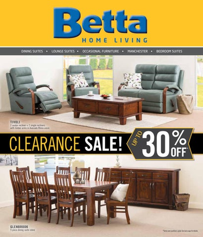 Betta home living june furniture catalogue 2016 by betta for Furniture house catalogue