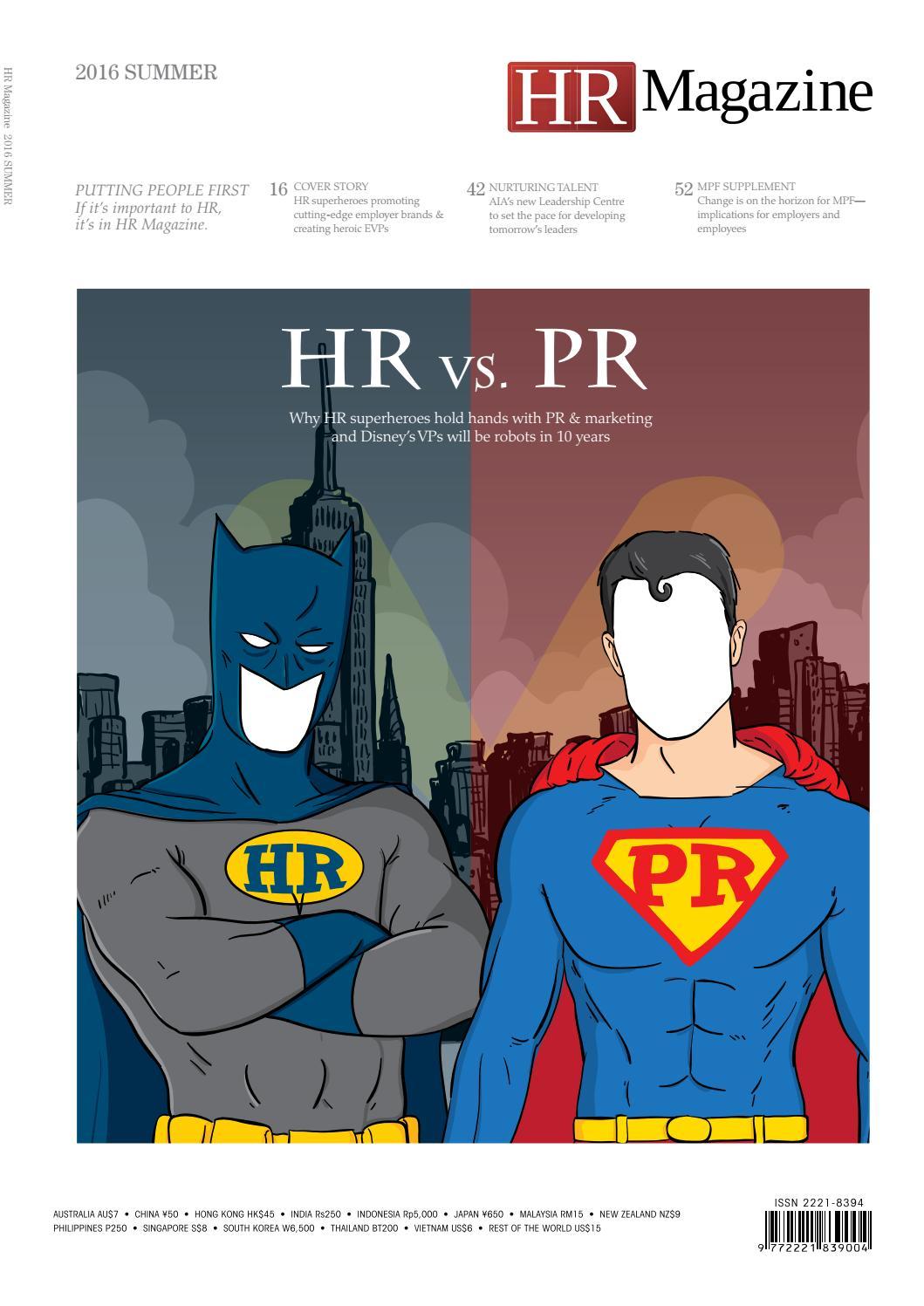 HR Magazine Summer 2016 by HR Magazine issuu