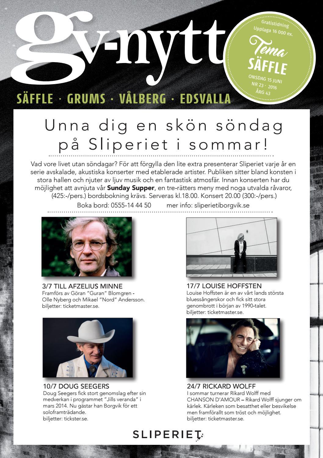 Mariette Eriksson, 60 r i Vlberg p - unam.net
