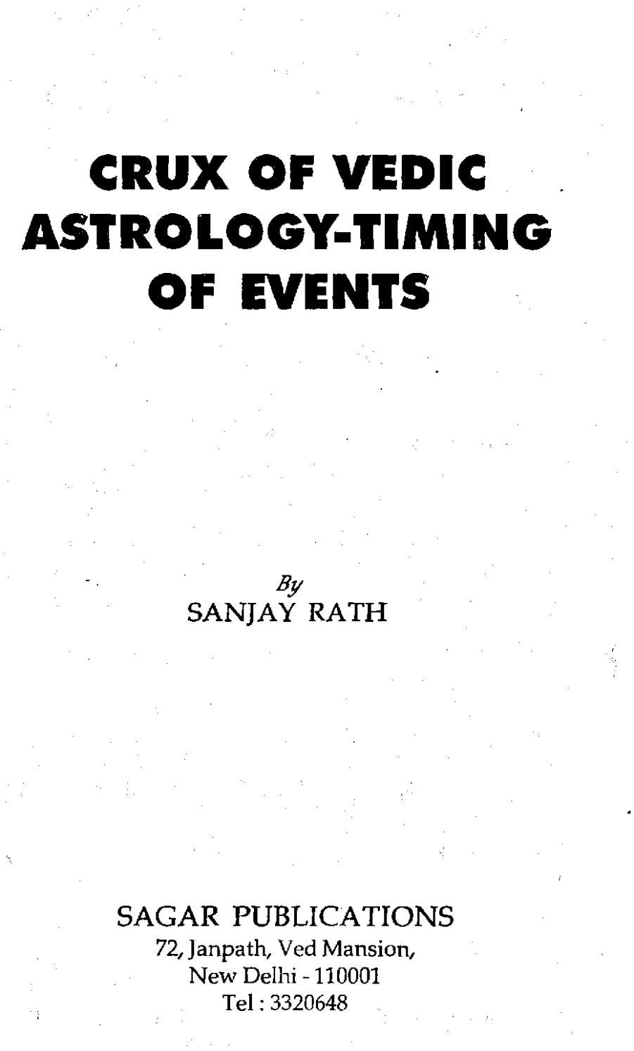 Crux of vedic astrology timing of events1 by abhishek sinha issuu nvjuhfo Images