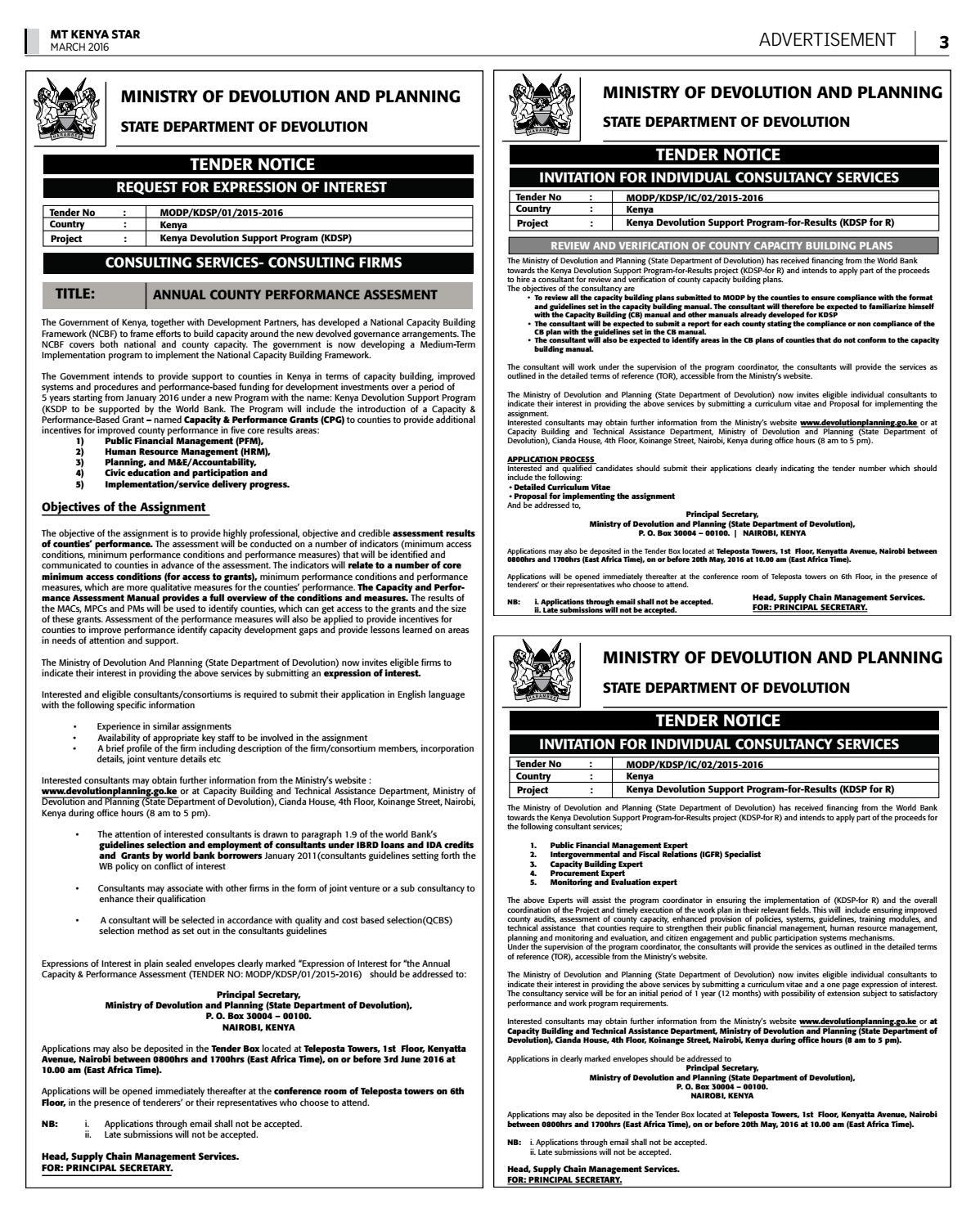 kenya star publishers issuu