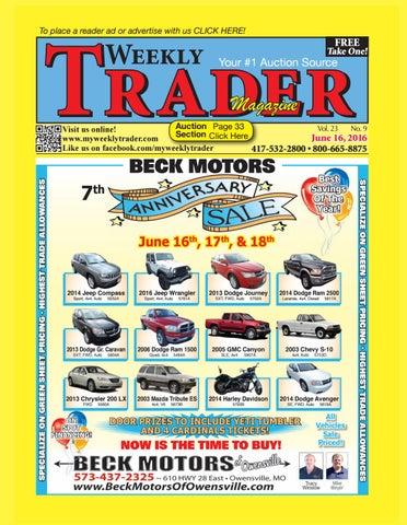 709042df297 Weekly Trader June 16