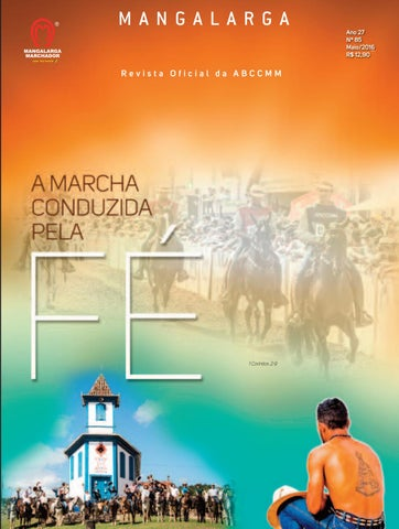 Revista Mangalarga Marchador no. 85 by Nicolas Andrade - issuu c0ae79934ef