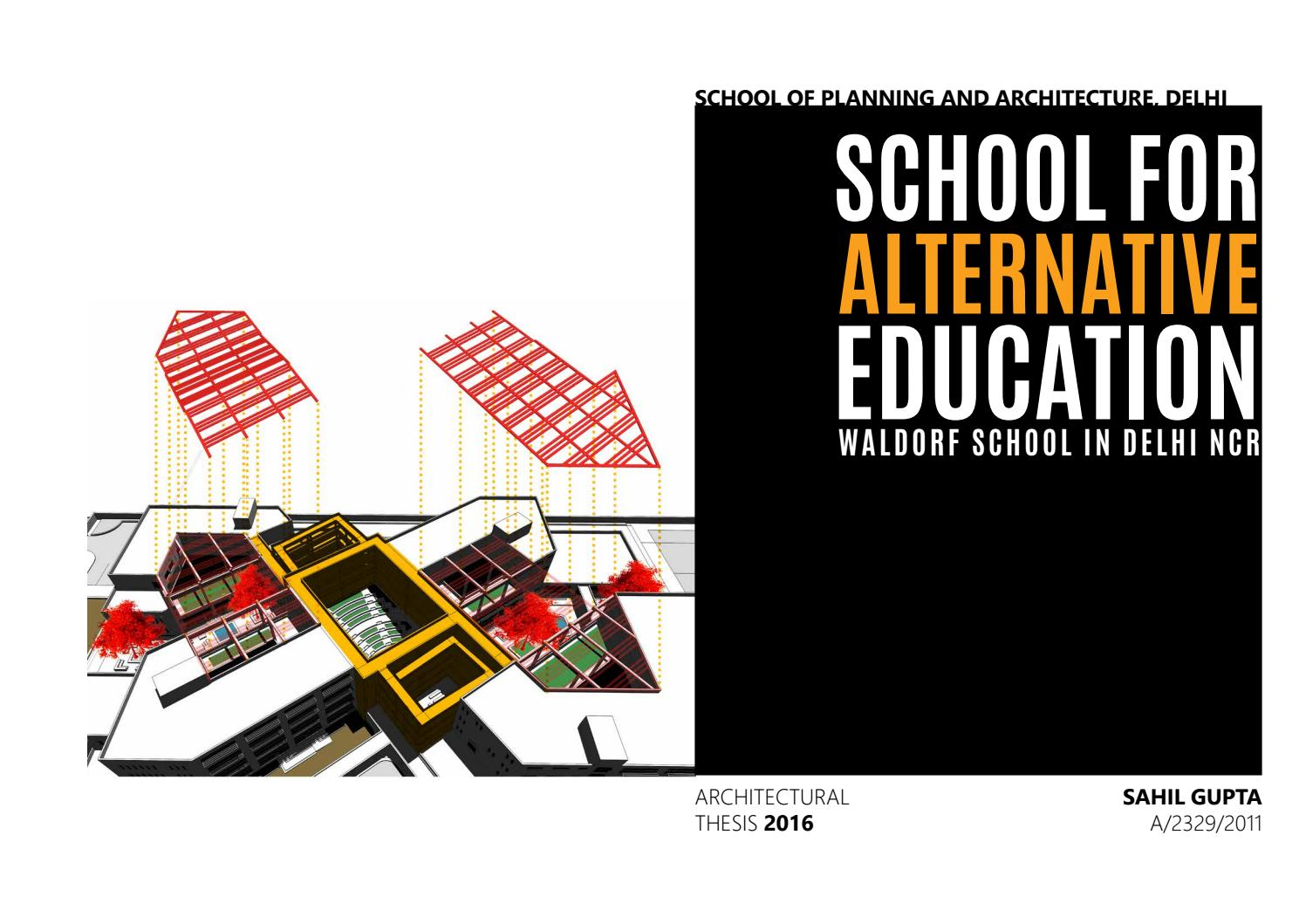 School For Alternative Education A Waldorf School In Delhi Ncr By Sahil Gupta Issuu