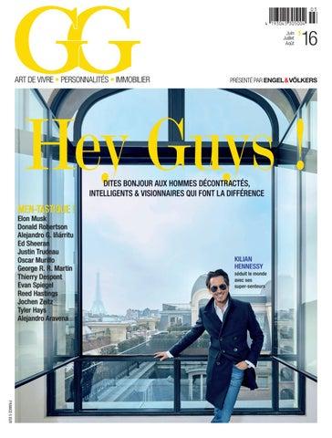 1c800bcb544848 GG Magazine 03 2016 (french) by GG-Magazine - issuu