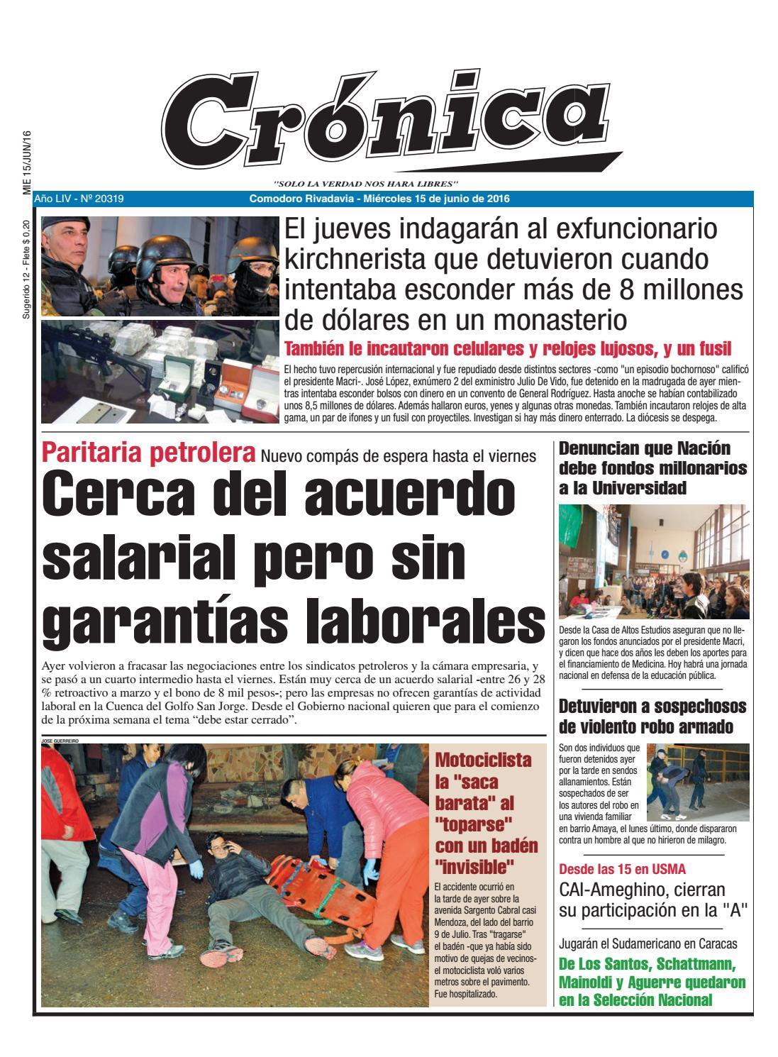 95aff07ef2eeaf9dcb6d262e35cf09ab by Diario Crónica - issuu