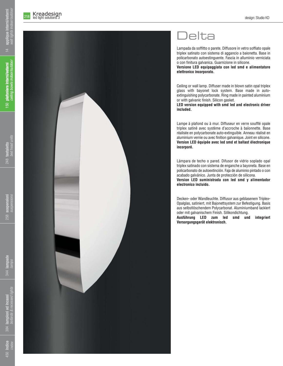 Led Per Auto Esterni.Krea Design Led3 By Brink Licht Issuu