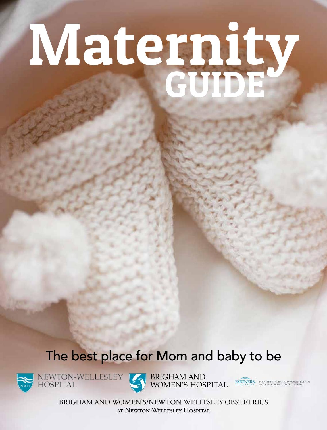 Maternity Guide: Newton-Wellesley Hospital by
