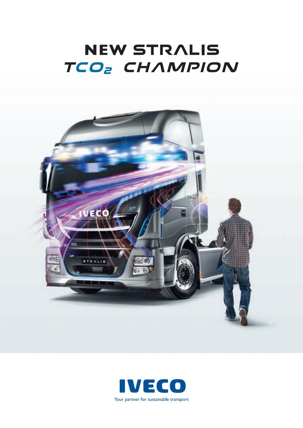 New Iveco Stralis Brochure By Issuu Engine Fuel System Diagrams