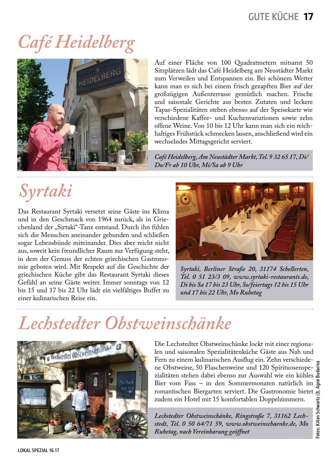 Lokal Spezial 2016 by PUBLIC HILDESHEIM - issuu