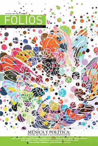 8875f26deddf0 Música y política. Entre el ruido y la consonancia by Unidad ...