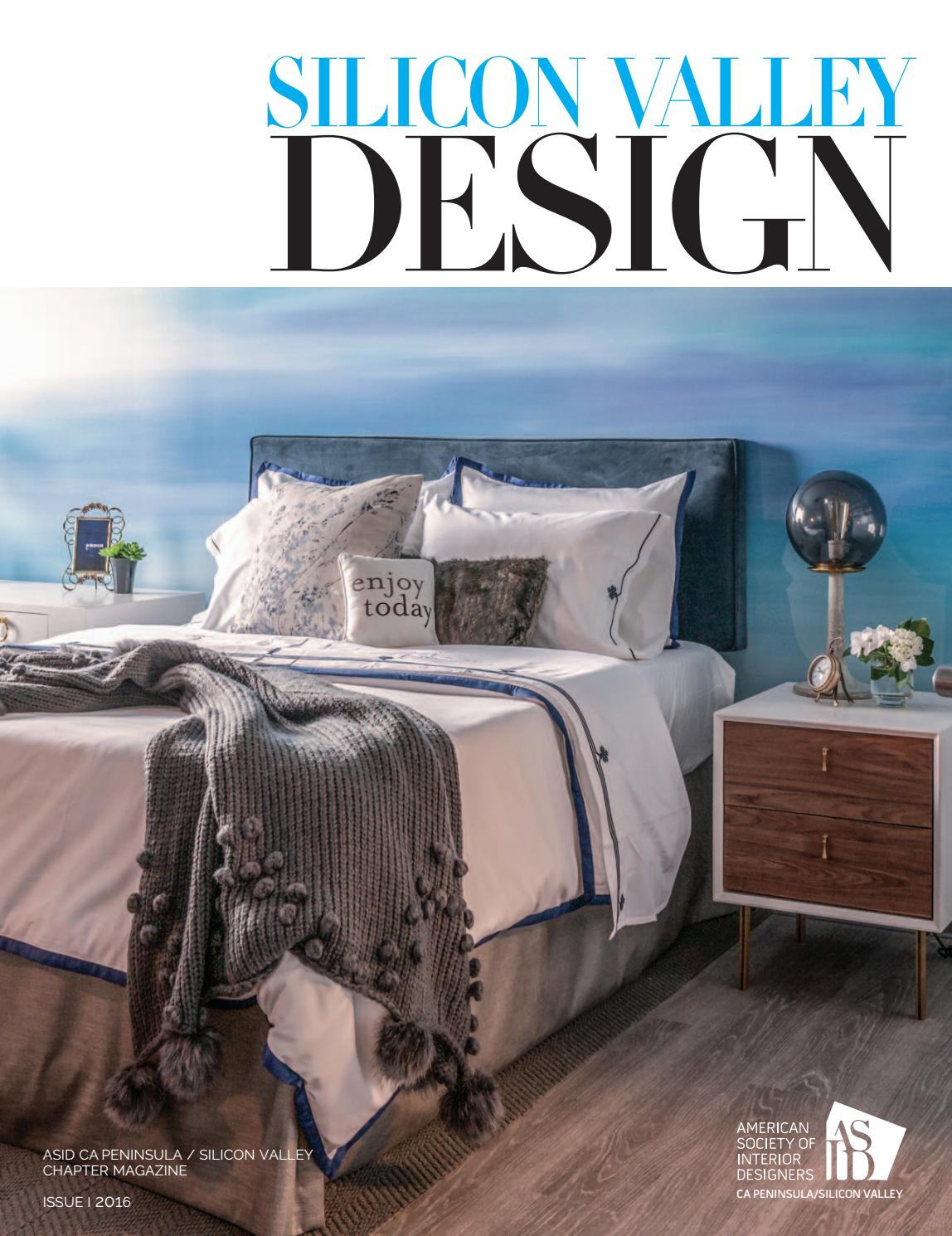 ASID CA Peninsula Design Chronicles Spring 2016 By DSA Publishing