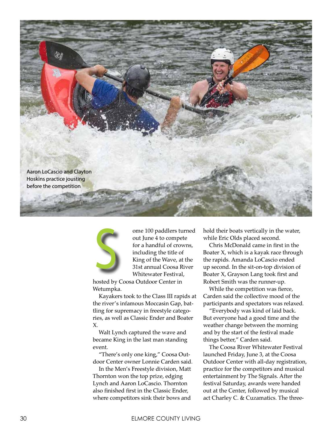 Elmore County Living June 2016 by Tallapoosa Publishers - issuu